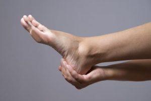 רגל סכרתית